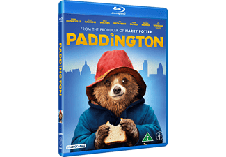 Paddington Familj Blu-ray