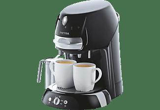 petra km kaffee pad automat 1 3 liter schwarz. Black Bedroom Furniture Sets. Home Design Ideas
