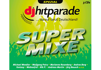 Various - Dj Hitparade Spezial - (CD)