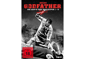 Asian Godfather - Die Gangs von Wasseypur [DVD]