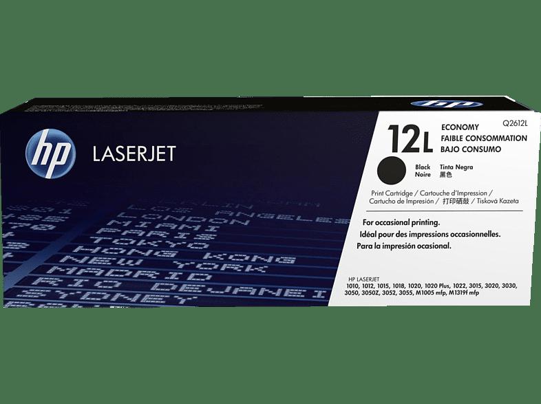 HEWLETT PACKARD 12L LaserJet Toner Black - (Q2612L)  computing   tablets   offline μελάνια  toner toner
