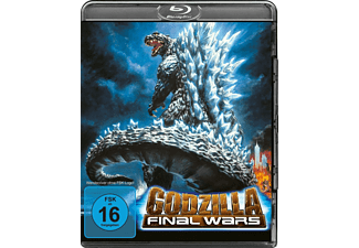 Godzilla Final Wars [Blu-ray]
