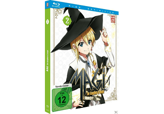 Magi: The Kingdom of Magic - Box 2 [Blu-ray]