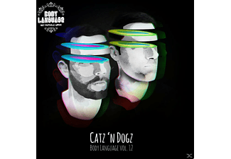 Catz 'n Dogz, VARIOUS - Body Language Vol.12 - (CD)