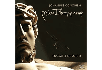 Ensemble Nusmido, Various - Missa L'homme Arme - (CD)
