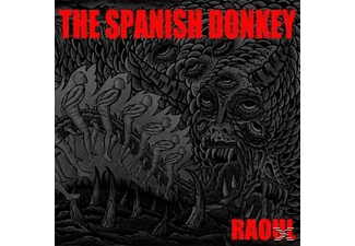 The Spanish Donkey - Raoul - (Maxi Single CD)