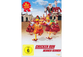 Chicken Run - Hennen rennen - (DVD)
