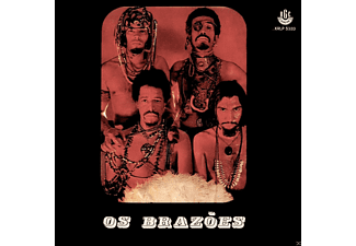 Os Brazoes - Os Brazoes - (CD)