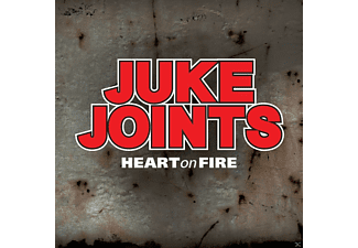 Juke Joints - Heart On Fire - (CD)