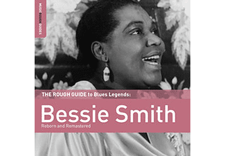 Bessie Smith - The Rough Guide To Blues Legends - Bessie Smith - Limited Edition (Vinyl LP (nagylemez))