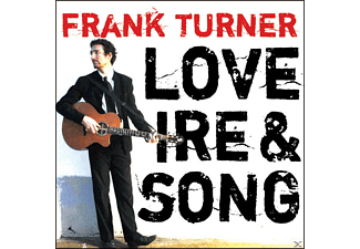 Frank Turner - Love,Ire & Song - (Vinyl)