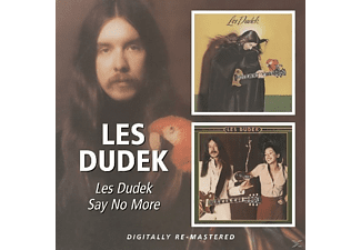 Les Dudek - Les Dudek/Say No More [CD]