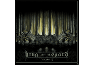 King Of Asgard - ...To North - (Vinyl)