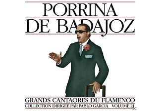 Porrina De Badajoz - Grands Cantaores Du Flamenco V.21 - (CD)