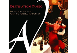 Duo Sud Pereyra - Destination Tango - (CD)