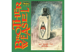 Brother Weasel - Brother Weasel - (CD)