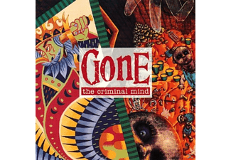 Gone - THE CRIMINAL MIND - (CD)