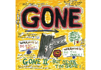 Gone - Gone But Never Gone - (CD)