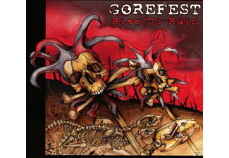 Gorefest - Rise To Ruin (Digipak) [CD]