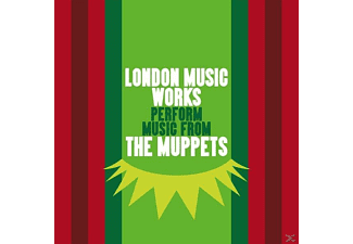 London Music Works - Music From The Muppets [CD]
