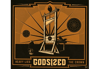 Godsized - Heavy Lies The Crown (Digipak) - (CD)