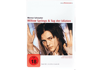 Willow Springs & Tag der Idioten - (DVD)