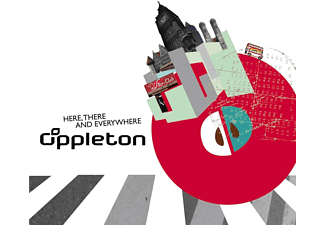 Appleton - Here, There And Everywhere [CD]