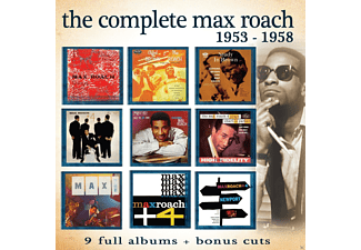 Max Roach - The Complete Max Roach: 1953- - (CD)