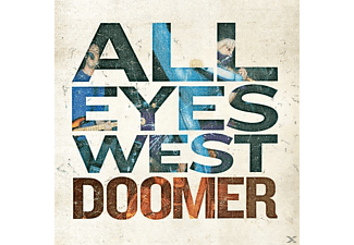 All Eyes West - Doomer - (CD)