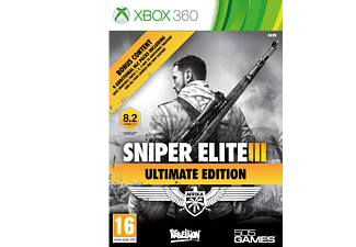 Sniper Elite 3 Ultimate Edition Xbox 360