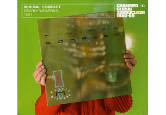 Minimal Compact - Deadly Weapons 1984 - (CD)