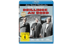 Heinz Erhardt - Drillinge an Bord [Blu-ray]