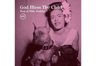 Billie Holiday - God Bless The Child: Best Of Billie Holiday [CD]