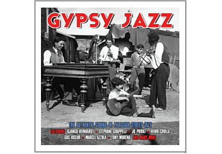 VARIOUS - Gypsy Jazz - (CD)