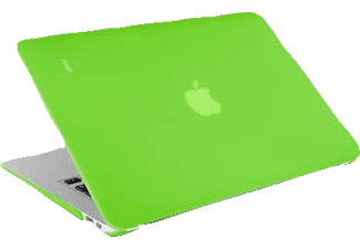 ARTWIZZ Rubber Clip, Full Cover, 11 Zoll, MacBook Air, Grün