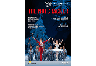 VARIOUS, The Bolshoi Ballet, The Bolshoi Theatre Orchestra & Children Chorus - The Nutcracker - (DVD)
