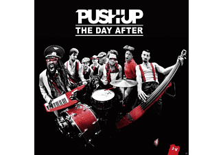 Push Up! - The Day After [CD]