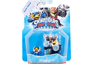 Skylanders Trap Team: Full Blast Jet-Vac & Pet Vac (Multiplatform)