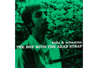 Belle and Sebastian - The Boy With The Arab Strap - (Vinyl)