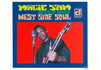 Magic Sam - West Side Soul (Special Edition) - (CD)