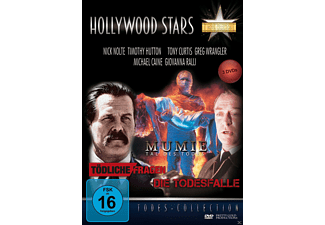 Hollywood Stars - Todes Collection - (DVD)