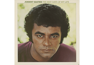 Johnny Mathis - THE BEST DAYS OF MY LIFE - (CD)