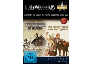 Hollywood Stars - US Western [DVD]