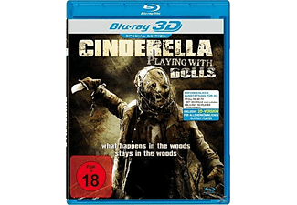 Cinderella - Playing with Dolls [3D Blu-ray]
