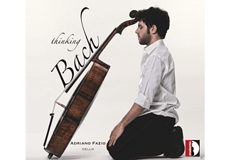 Adriano Fazio - Thinking Bach [CD]