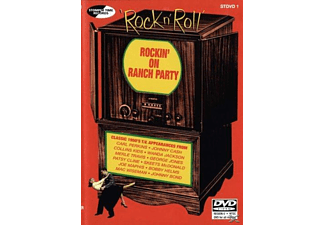 VARIOUS - Rockin' on Ranch Party - (DVD)