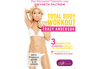 Total Body Workout - (DVD)