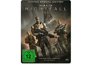 Halo: Nightfall (Limited Special Edition) - (Blu-ray)