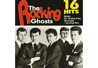 The Rocking Ghosts - 16 Hits - (CD)