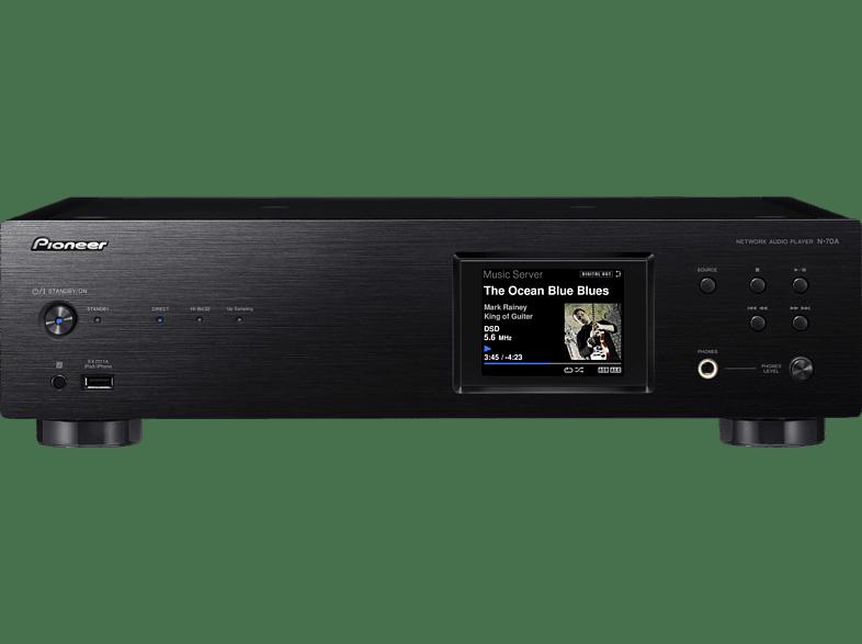 PIONEER N-70A-K Black τηλεόραση   ψυχαγωγία ήχος hi fi cd  network players εικόνα   ήχος   offline hi